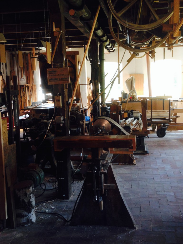 In der Werkstatt 3