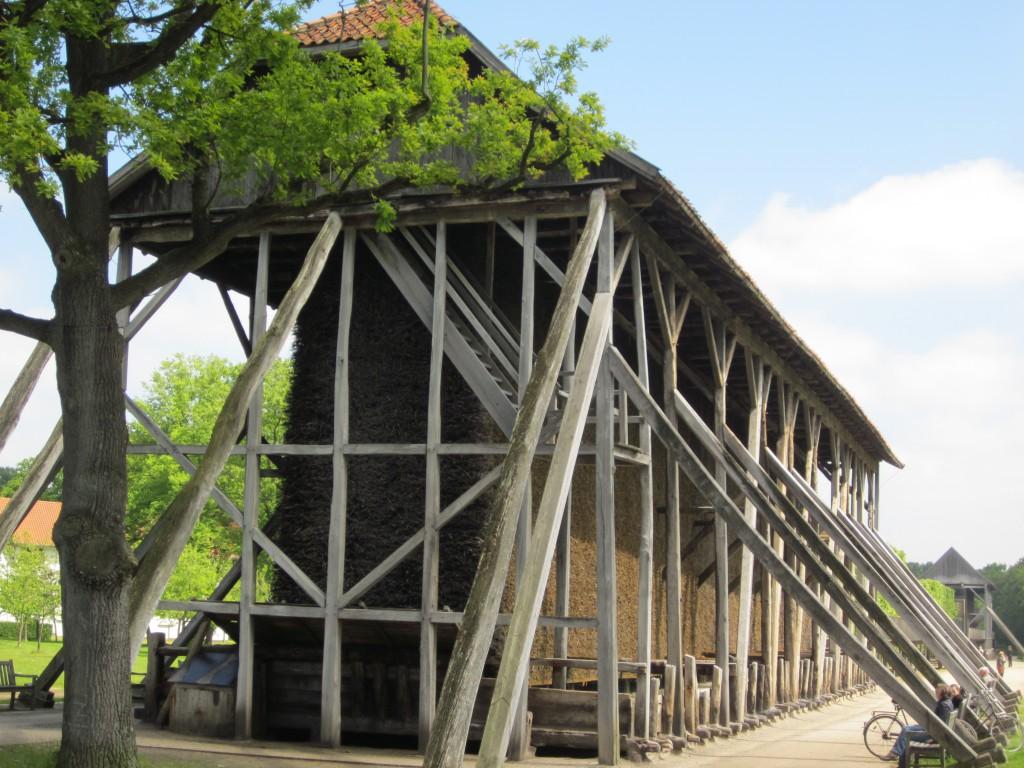 Saline Gottesgabe Rheine
